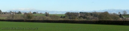 Kingstone in the distance with centre St Andrews and Manor House